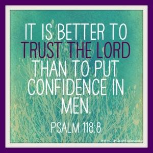 Psalm 118v8