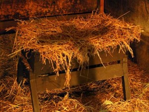 Manger and cross @ www.fishermansnet.com