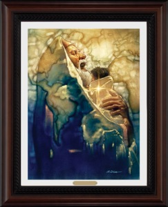 Simeon's Moment by Ron DiCianni 2011 - www.tapestryproductions.com