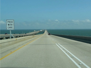 Bridge-pass with care