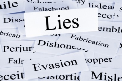 The Truth About Lying | Sara's Musings