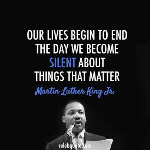 Martin Luther King Jr Quote - 5-23-14