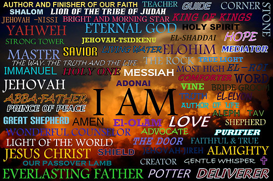 Names of God - 5-17-14