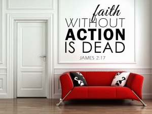 Faith Without Actions