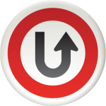 U turn Upward