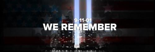 We Remember 9-11-01