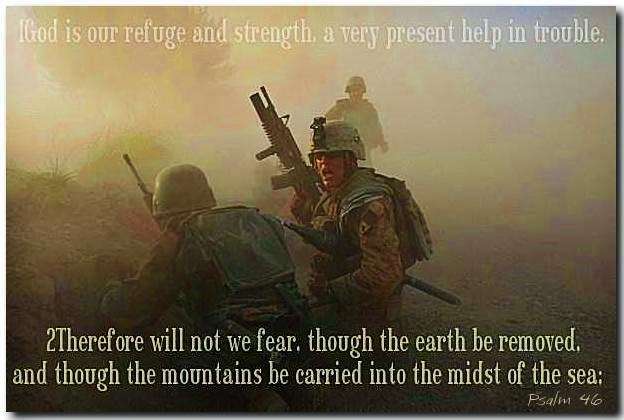Psalm 46v1-2
