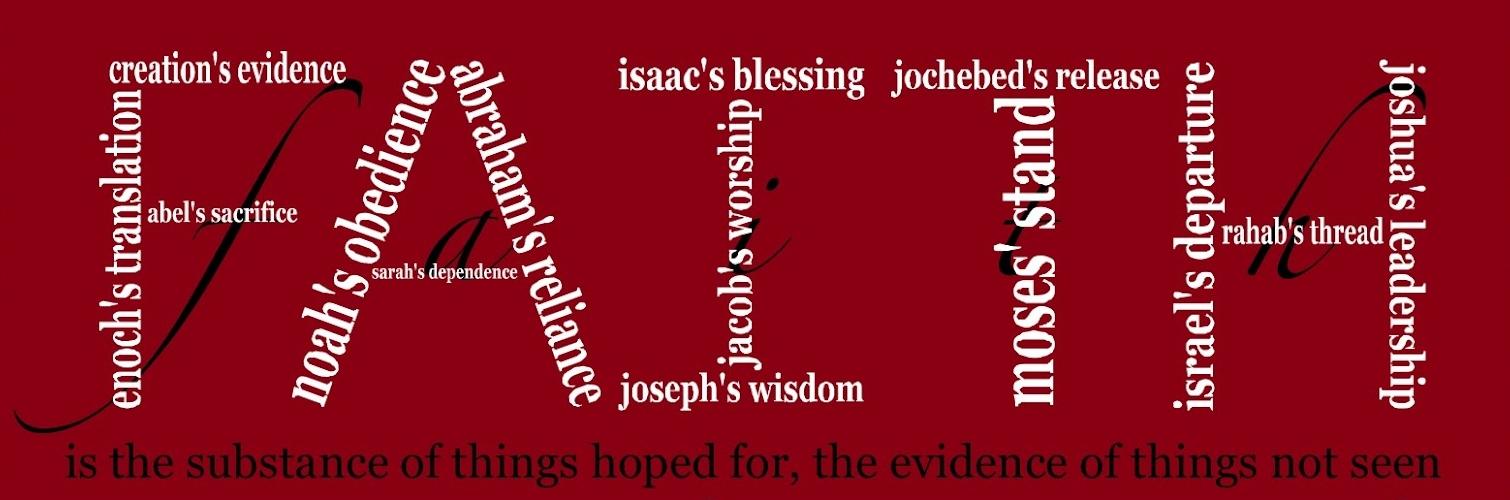 Faith: The Misunderstood Doctrine « Sara's Musings