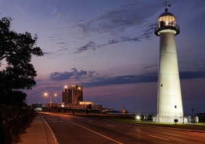 Famous Biloxi Lighthouse