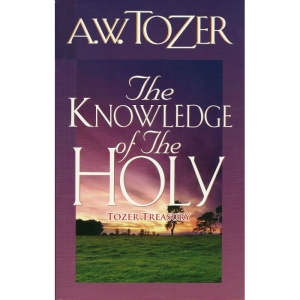 The Knowledge of the  Holy book cover