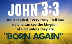 John 3v3