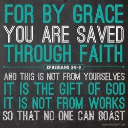 Eph 2v8-9
