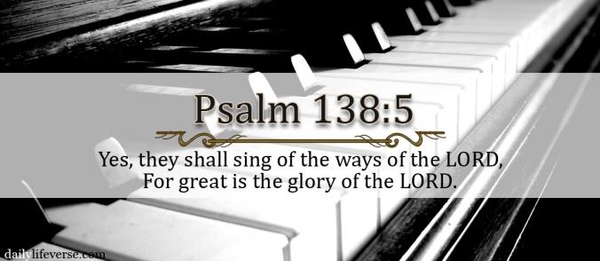 Psalm-138v5