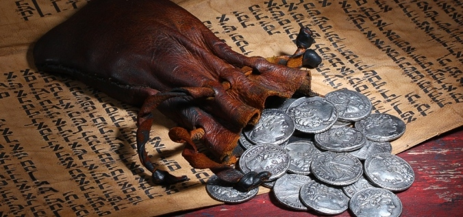 Thirty Pieces of Silver | Sara's Musings